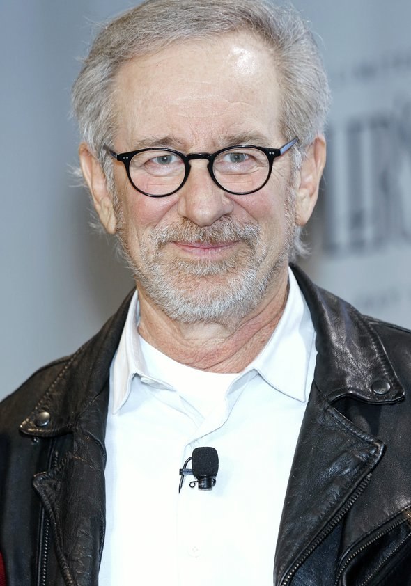 Steven Spielberg Poster