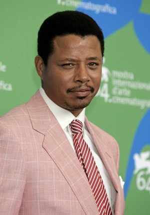 Terrence Howard Poster