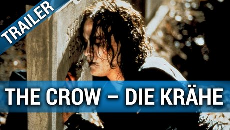 The Crow - Die Krähe - Trailer Poster