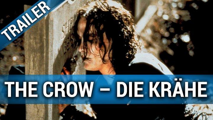 The Crow - Die Krähe - Trailer Poster