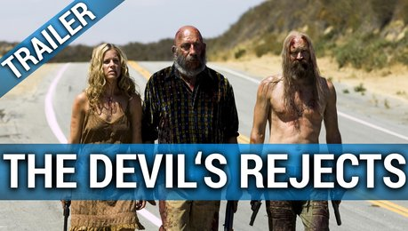 The Devil's Rejects - Trailer Poster