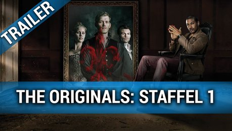 The Originals Season 1 (VoD-/BluRay-/DVD-Trailer) Poster