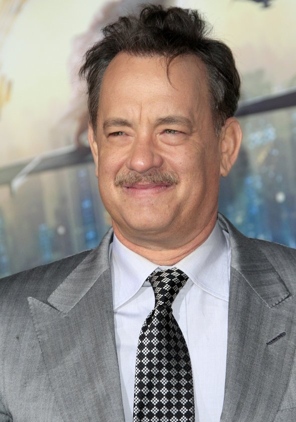Tom Hanks Poster
