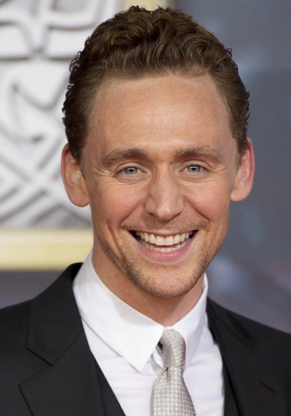 Tom Hiddleston Poster