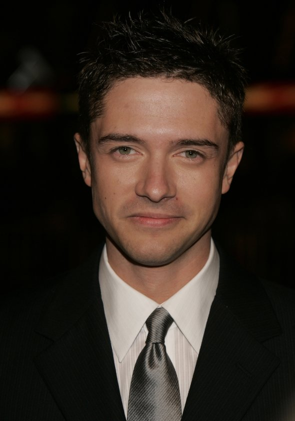 Topher Grace Poster