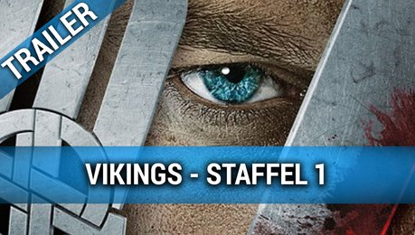 Vikings - Staffel 1 (BluRay-/DVD-Trailer) Poster