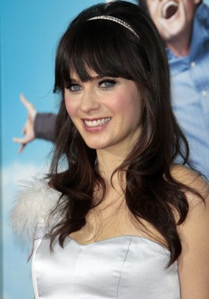 Zooey Deschanel Poster
