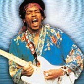 Feuergitarre von Jimi Hendrix zu verkaufen