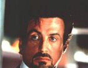 "Stallone in ""Spy Kids"""
