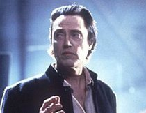 "Walken marschiert in ""Man on Fire"""