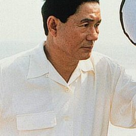 Takeshi Kitano schwingt das Schwert