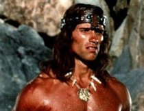 "Arnie definitiv in ""Conan 3"""