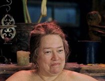 "Kathy Bates liest aus dem ""Little Black Book"""