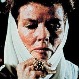 Katharine Hepburn gestorben