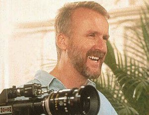 James Cameron holt tief Luft