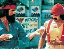 """Cheech and Chong""-Comeback auf Eis"