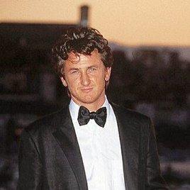 Sean Penn zum ersten Mal bei den Oscars