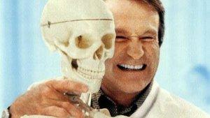 Robin Williams klopft mächtig auf den Bus(c)h