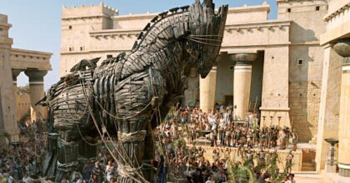 So Entstand Troja Kinode