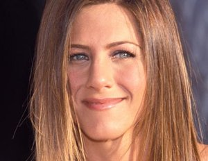 Jennifer Aniston in vorderster Front