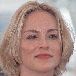 Sharon Stone macht Zicken