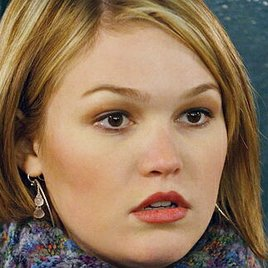 Julia Stiles als Muse von Poet Robert Burns