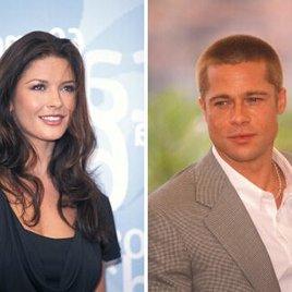 Zeta-Jones und Pitt bald wieder als Duo?