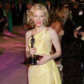 Blanchett gewinnt mit Hepburns Unterwäsche