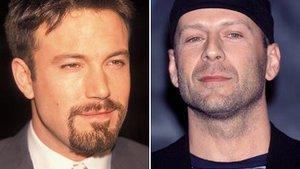 Ben Affleck als Sohn von Bruce Willis