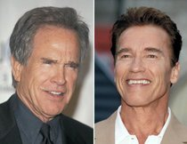 Beatty macht Arnie den Job streitig