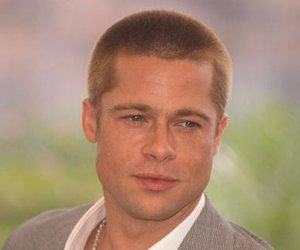 Brad Pitt als Buddha