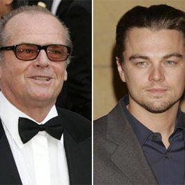 Nicholson versetzt DiCaprio in Panik