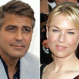 Clooney will mit Zellweger drehen