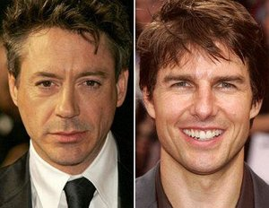 Robert Downey Jr. ersetzt Tom Cruise