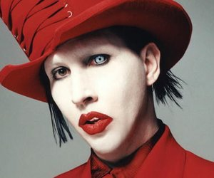 """Manson in """"Rocky Horror Picture Show"""""""