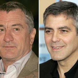 De Niro und Clooney als konkurrierende Cops