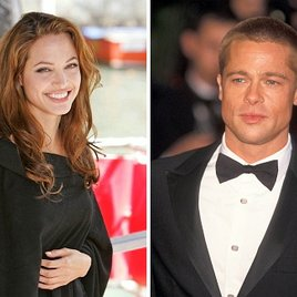 Pitt ist höllischer Beifahrer für Jolie