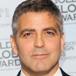 George Clooney steht aufs Älterwerden