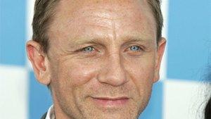 Daniel Craig bald blind
