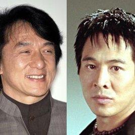 Jet Li und Jackie Chan machen's zusammen