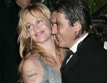 Melanie Griffith heiratet Antonio Banderas