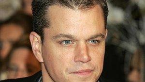 Gewaltverbot für Matt Damon