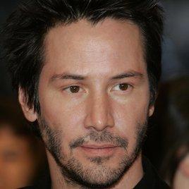 Keanu Reeves als Außerirdischer