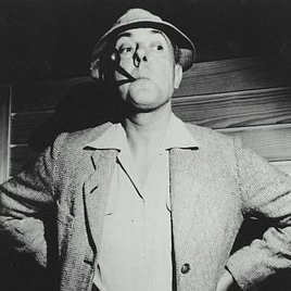 Jacques Tati erblickt das Licht der Welt