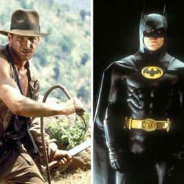 Indy peitscht Batman aus