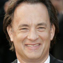 Tom Hanks hat ausgeknutscht