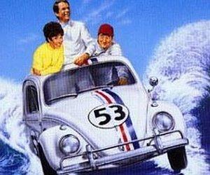 Herbie kommt voll in Fahrt