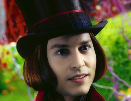 Johnny Depp Als Verrückter Hutmacher Kinode