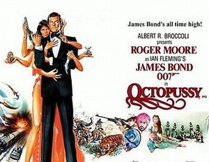 """Octopussy"" umarmt James Bond"