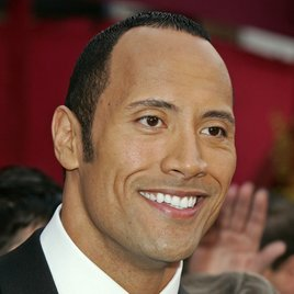 "Dwayne ""The Rock"" Johnson als Zahnfee"